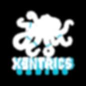 Xentrics Gaming Logo_Variation 1 Dark Ba