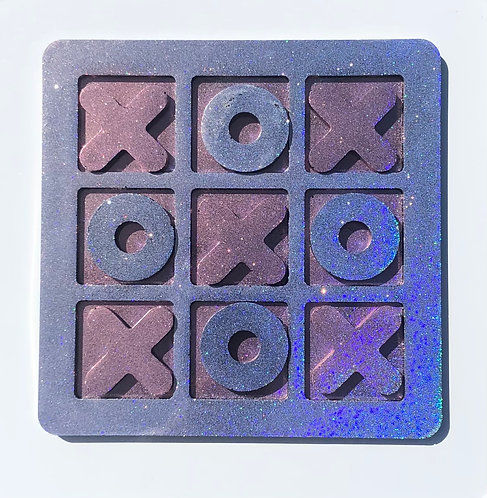 Noughts & Crosses (tic-tac-toe)