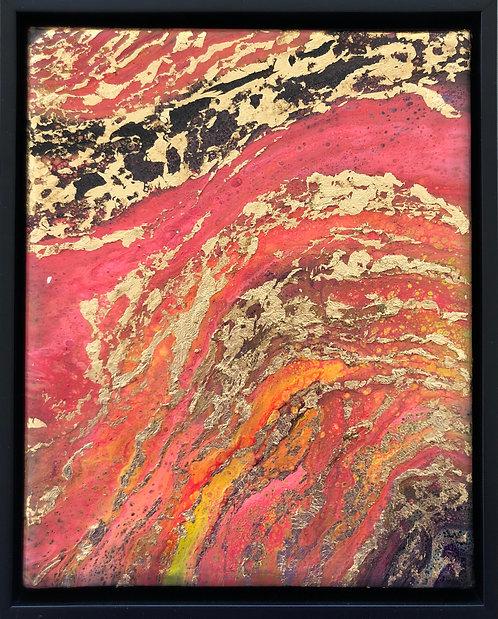"""Lava"" painting"
