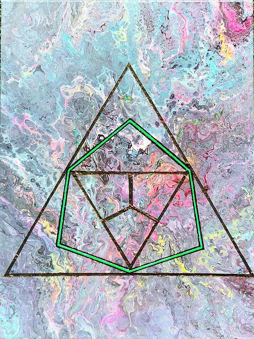 """""""Geo Pyramid"""" (various)"""