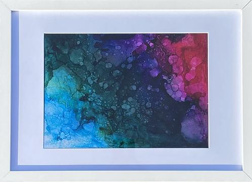 """Cosmic"" painting"