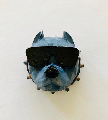 Cool Dog Magnet