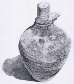 dessin emphore romaine Tatihou