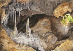Reconstitution grottes Pyrénées