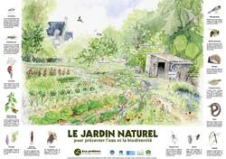 Jardin au naturel