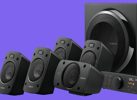 Logitech Z906, Amazon's Best Selling Low Priced Surround Sound