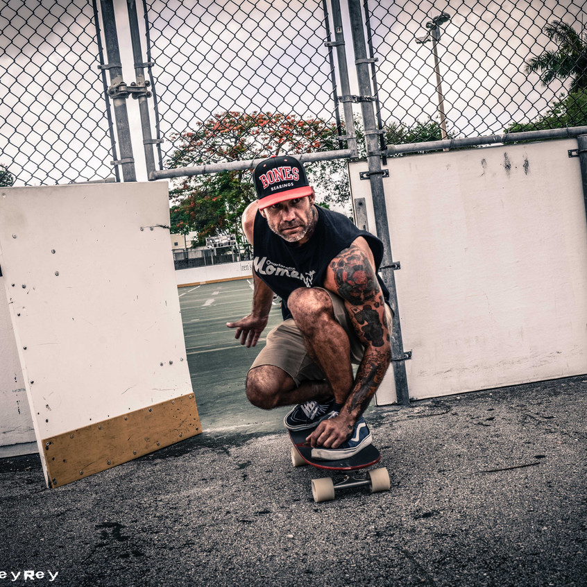 Skate Photography, Photoshoot