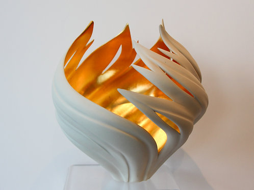Gilded FlameVessel