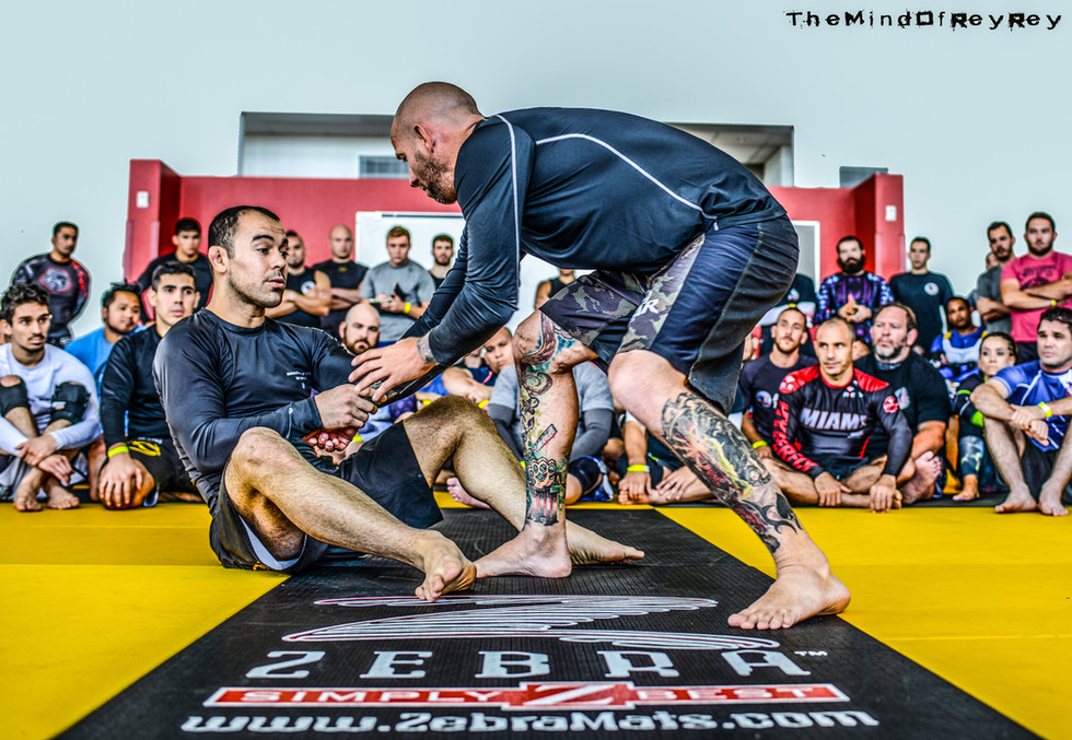 CenturyMMA's Marcelo Garcia 2016 BJJ Seminar sponsored by The Mind of Rey Rey Photography