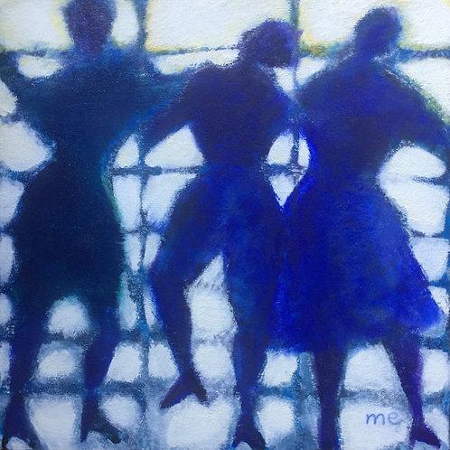 Dancing the Blues Away