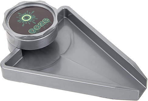 Ooze Grinder Tray / SILVER