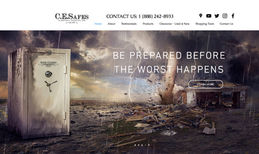 C.E. Safes C.E. Safes was established in 1989.  Since then, w...