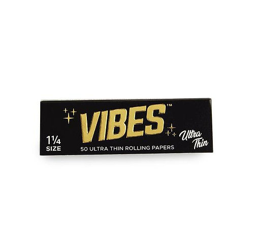 Vibes Papers 1 1/4 - Ultra Thin