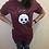 Thumbnail: Sheesh Short Sleeve Shirt - Maroon
