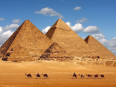 Has the Function of the Great Pyramid of Giza Finally Come to Light?