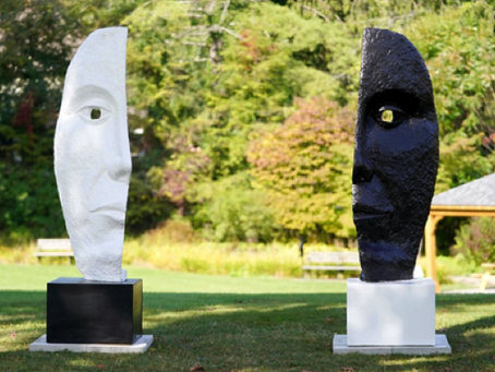 Sculpture Exhibit calls for Unity and Racial Justice