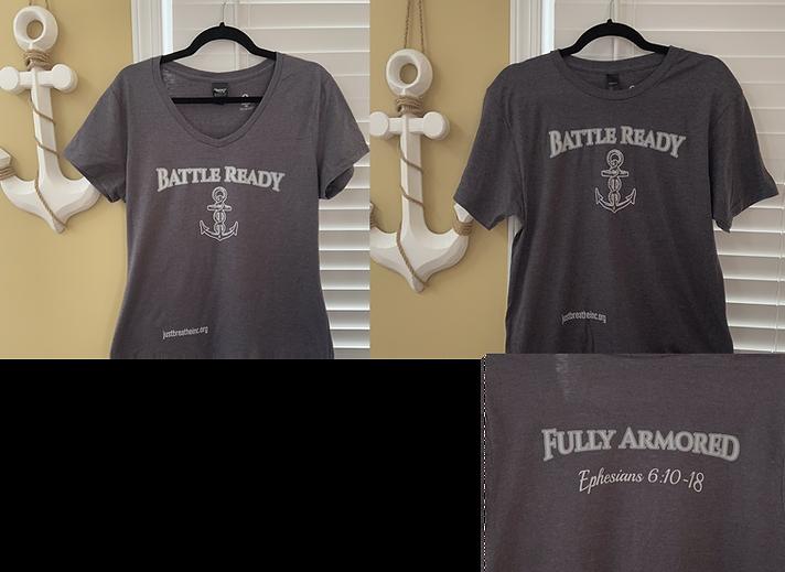 Battle Ready Shirts