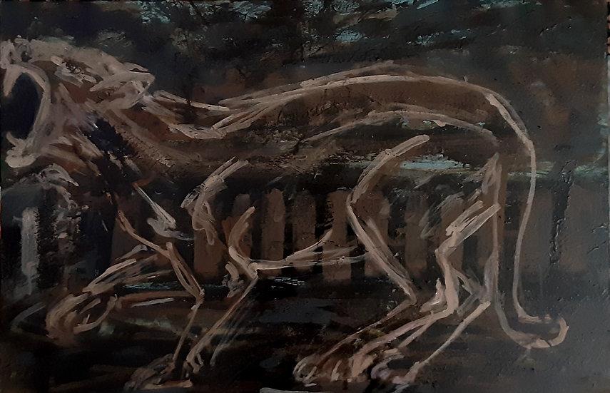 VAIH-20 - 2. The Scare 1D - El Susto 1D (Animal Series)