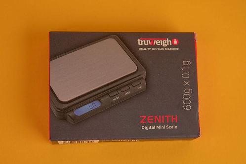 Truweigh Zenith Scale - 600g x 0.1g - Black