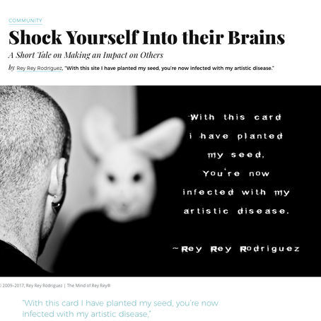 Thrive Global: Shock Yourself Into their Brains