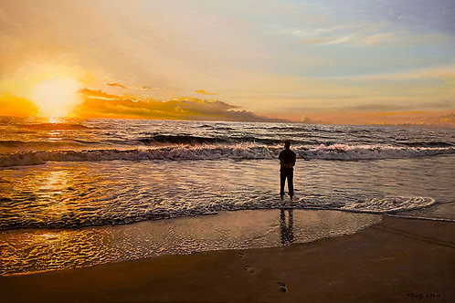 Sunrise at Ormond Beach