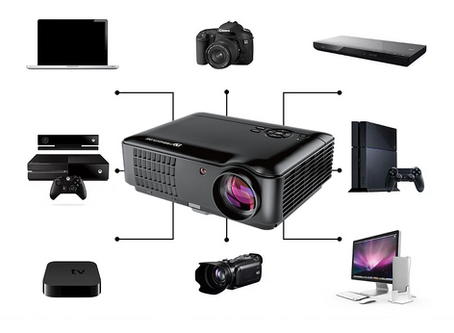 The Legendary Brightline B901Projector