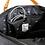 Thumbnail: Skunk Weekender-Black/Brown Leather