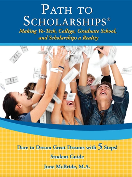 2019 Path to Scholarships High School & College Student Guide 76-99 Qty.