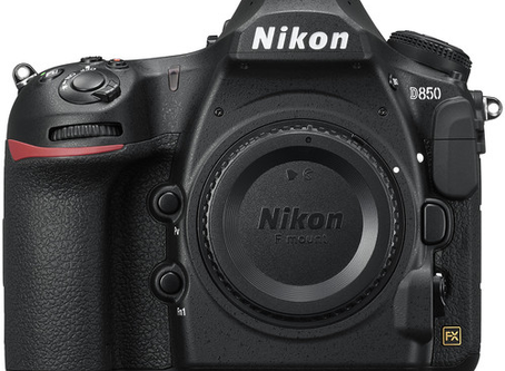 The Nikon D850, The King of DLSR Cameras.