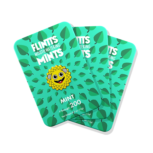 Flintts Mints - Mint