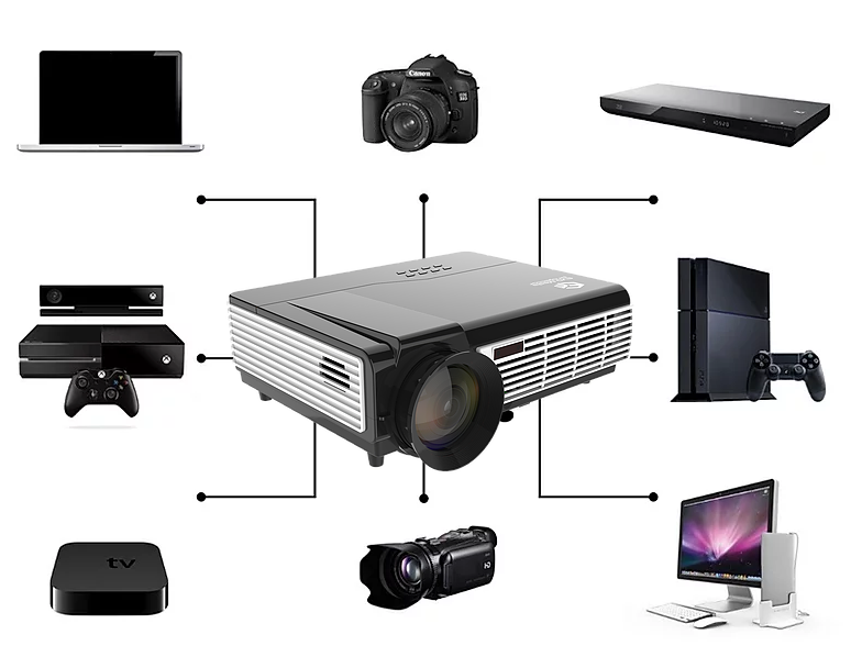 A review of the Evo-24 LED Smart Projector