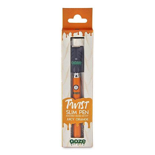 Slim Pen TWIST Battery + Smart USB - Orange