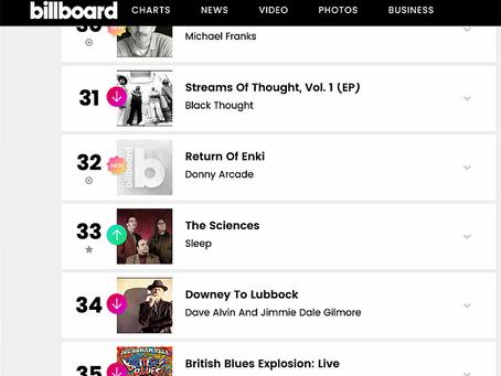 Donny Arcade and 4biddenknowledge Make The Billboard Charts