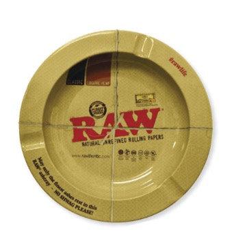 Raw Round Magnetic Ashtray