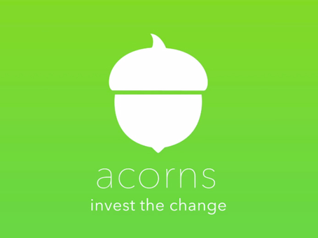 Acorns allows you to invest with no stress.