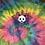 Thumbnail: Long Sleeve Shirt - Rainbow Tie Dye