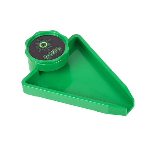 Ooze Grinder Tray / GREEN