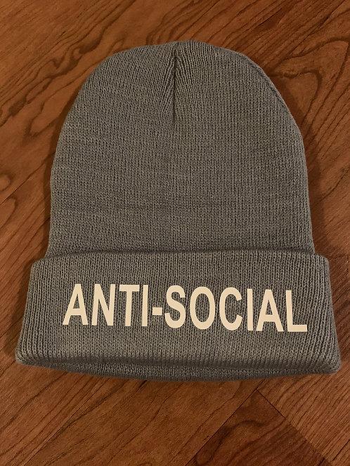 Anti-Social Beanie