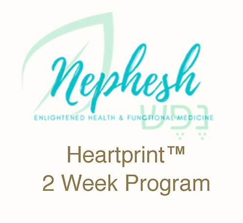 Heartprint™ 2 Week Program