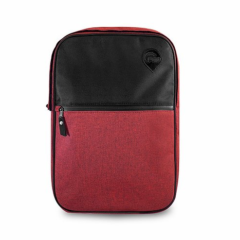 Skunk Urban Backpack-Burgundy