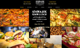 Adam and Joe Know Lunch Joe Knows Lunch is one of the longest running inde...