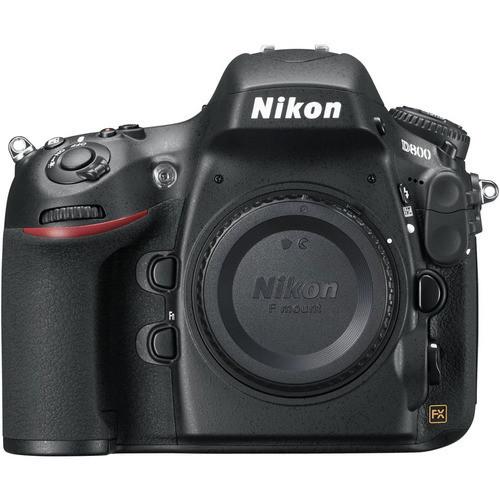 An image of the Nikon D800 DSLR Camera