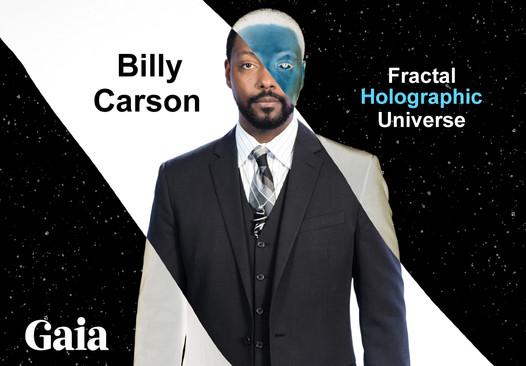 Fractal Holographic Universe