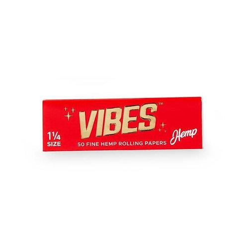 Vibes Papers 1 1/4 - Hemp