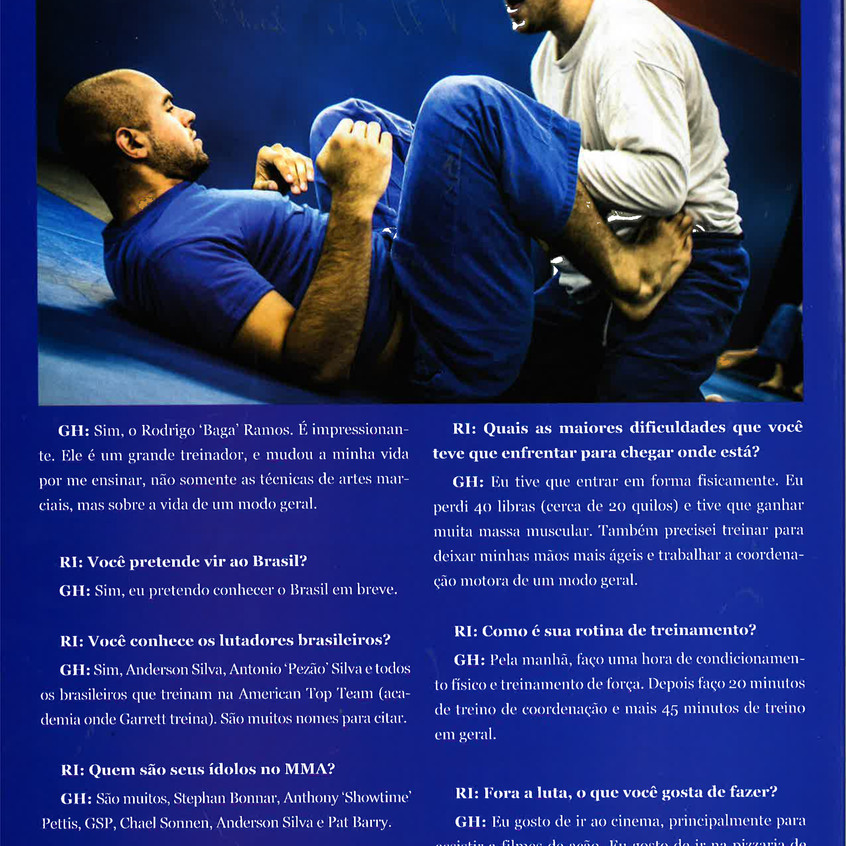 Mixed Martial Arts Photography