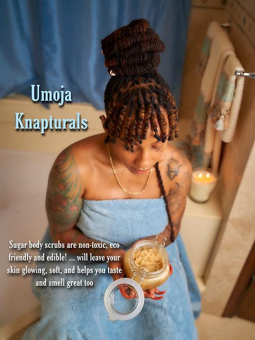 Umoja Knaturals - Sugar Body Scrubs