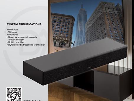 2021's Second Masterpiece: Dynatec Media's DT-300 Soundbar