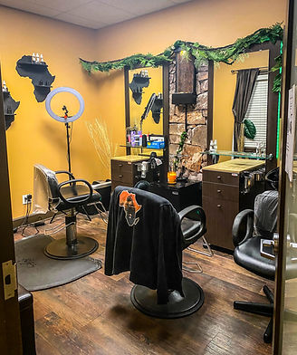Kindred Knapz Haor salon iin Pembroke Pines Florida, Hair locs
