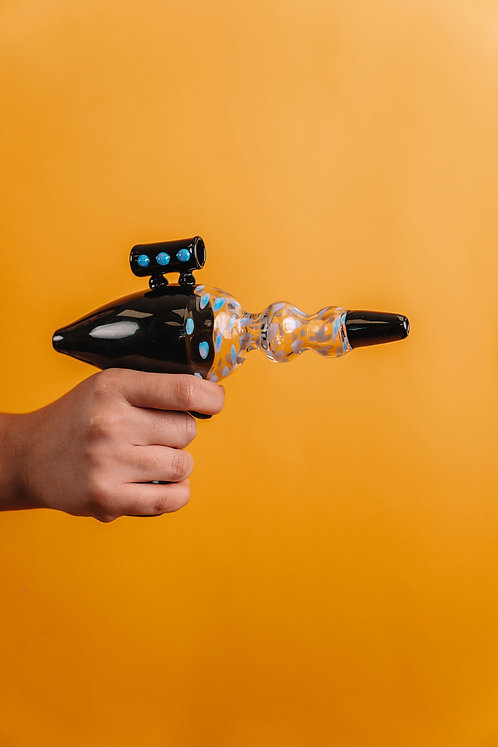 """Hand Pipe - 6"""" - Raygun"""