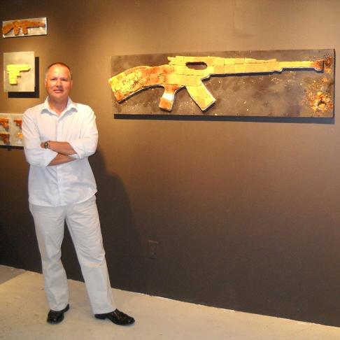 RETRATO DE UN ARTISTA- Álvaro García Ordoñez